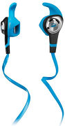 Monster iSport Strive Control Talk Bleu