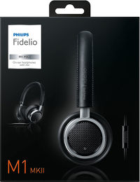 Philips Fidelio M1MKII Vue Packaging 2
