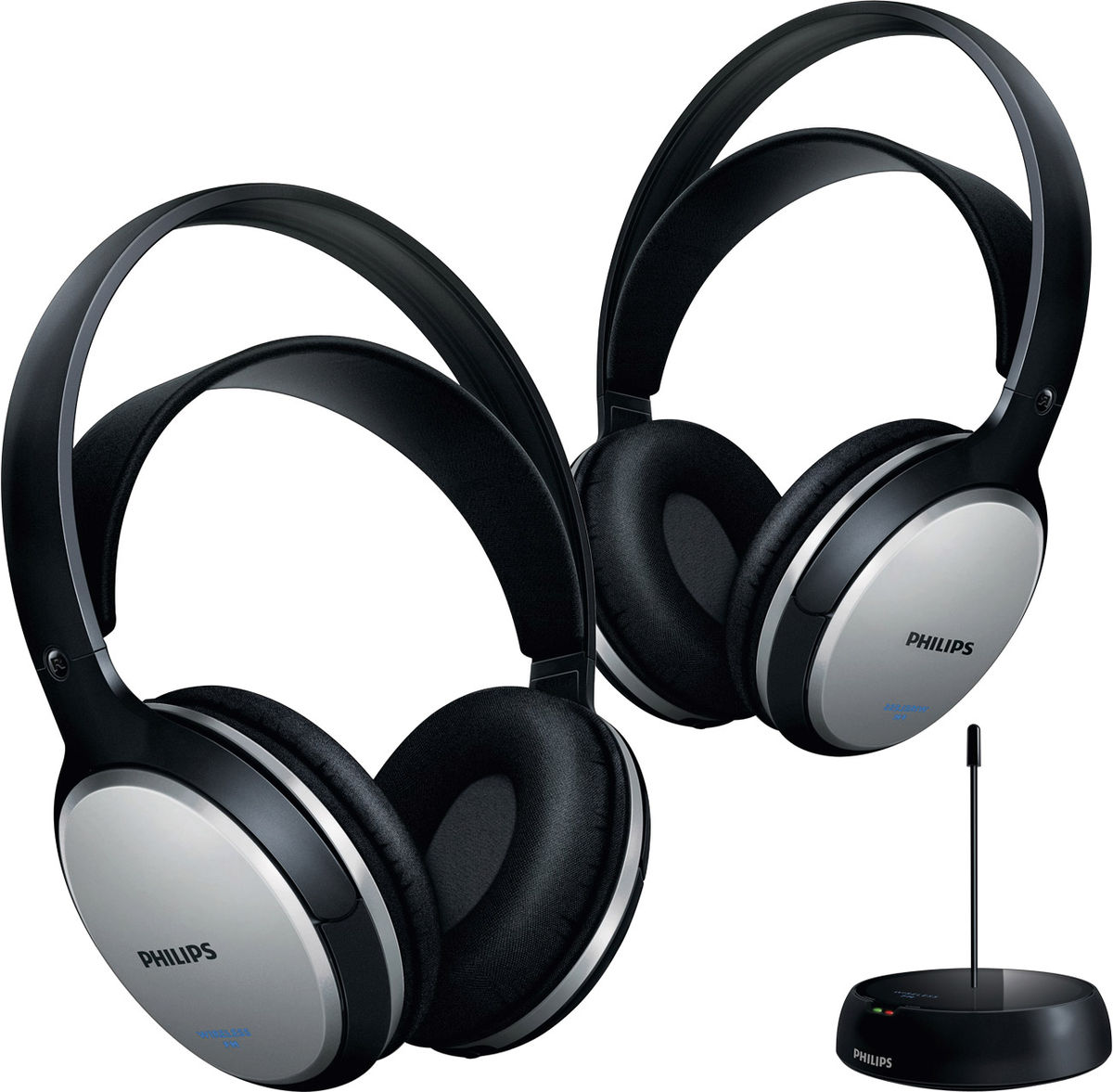 philips shc 5102 casques sans fil son vid. Black Bedroom Furniture Sets. Home Design Ideas