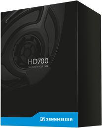 Sennheiser HD-700 Vue Packaging