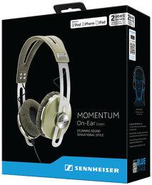 Sennheiser Momentum On-Ear Vue Packaging