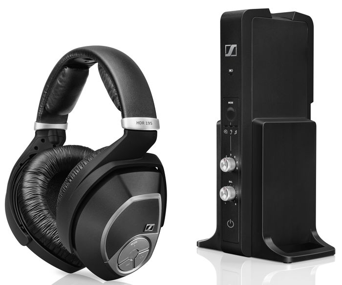 Sennheiser RS 195 : isolation et confort