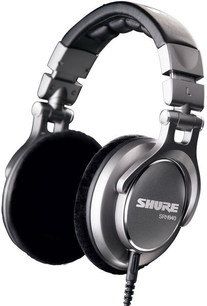 Shure SRH-940 Vue principale