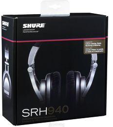Shure SRH-940 Vue Packaging