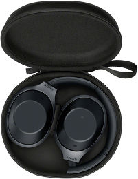 Sony MDR-1000X Vue Accessoire 2