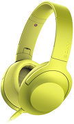Sony MDR-100AAP Jaune
