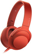 Sony MDR-100AAP Rouge orangé