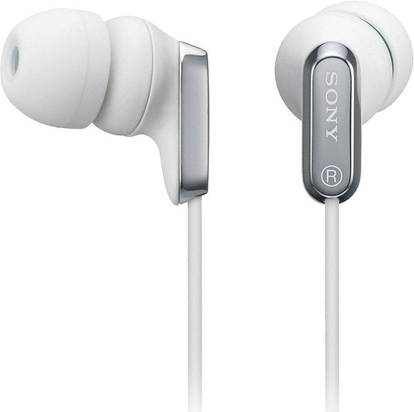 Sony MDR-EX38IP Vue principale
