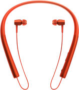 Sony MDR-EX750BT Rouge orang�