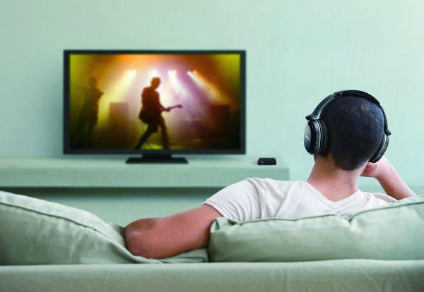 Casque TV sans fil Sony MDR-HW300K