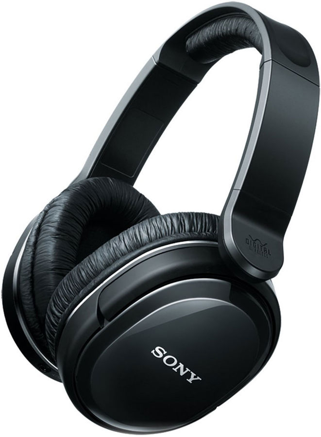 sony mdr hw300k casques tv son vid. Black Bedroom Furniture Sets. Home Design Ideas