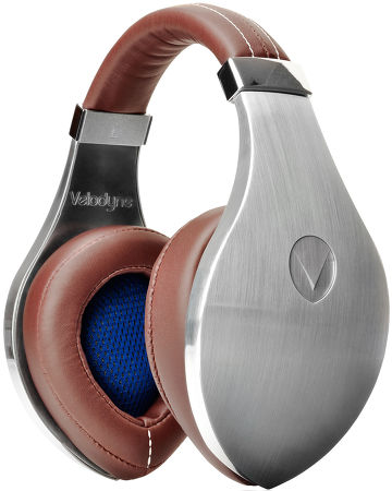 Le casque Hi-Fi Velodyne vTrue