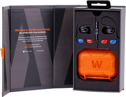 Westone W20 Vue Packaging