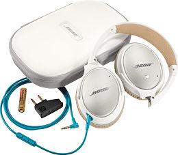 Bose QuietComfort 25 Apple Vue Accessoire 1