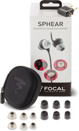 Focal Sphear Vue Packaging