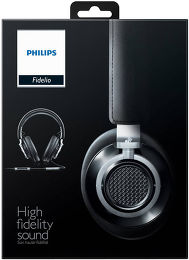 Philips Fidelio L1 / Cambridge DacMagic XS