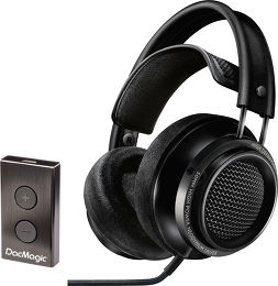 Philips Fidelio X2 + Cambridge DacMagic XS
