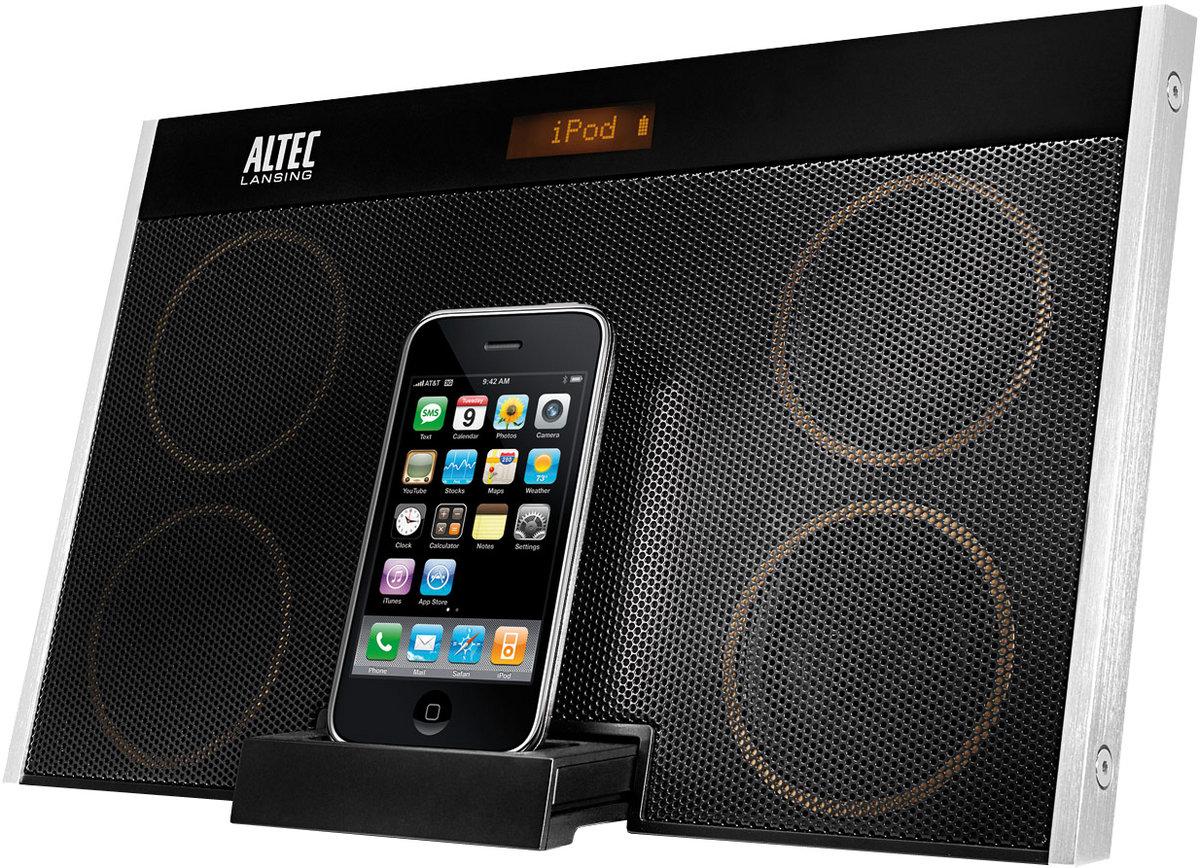 altec lansing imt702 cha nes portables son vid. Black Bedroom Furniture Sets. Home Design Ideas