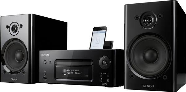 Chaînes hi-fi compactes
