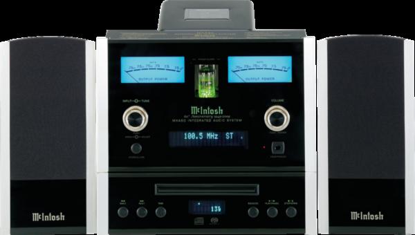 McIntosh MXA60 Vue principale