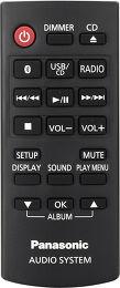 Panasonic SC-PM250EF-S Vue Accessoire 1
