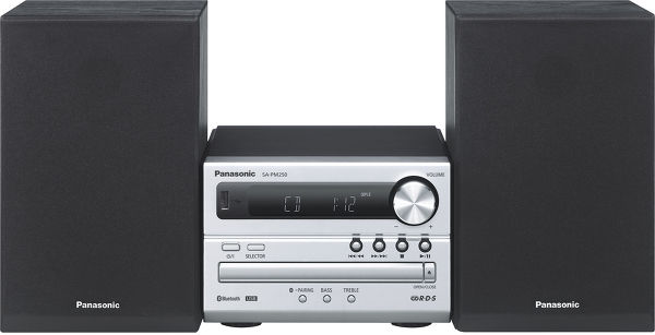Panasonic SC-PM250EF-S Vue principale