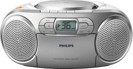 Philips AZ127 Vue principale