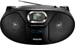 Philips AZ385 Vue de face