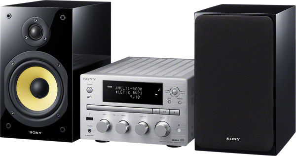 Sony CMT-G2NiP Vue principale