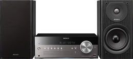 Sony CMT-SBT300W Vue de face