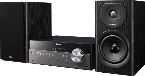 Sony CMT-SBT300W Vue principale