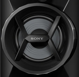 Sony MHC-EC619iP Vue de détail 4