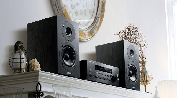 Yamaha musiccast mcr n470 cha nes compactes son vid for Chambre yamaha