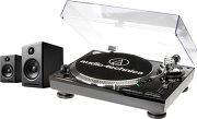 Audio Technica AT-LP120-USB HC / Audioengine A2+