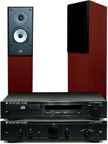 cambridge cha ne a300 acoustic energy aegis son vid. Black Bedroom Furniture Sets. Home Design Ideas