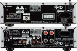 Denon 109 / Eltax Monitor Vue arrière