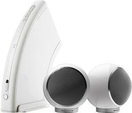 Monitor Audio A100 / Elipson Planet Vue principale