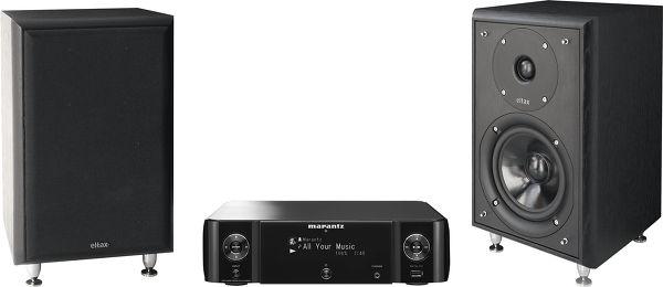 Marantz 510 / Eltax Monitor Vue principale