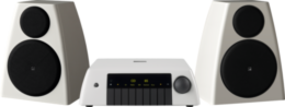 Meridian Audio Core 200 / DSP3200 Vue principale