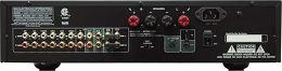 NAD C841 / Monitor Audio MR2  Vue arrière