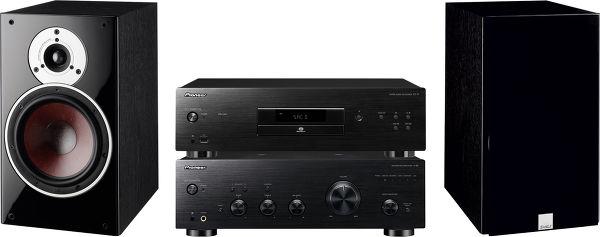 Pioneer 50-10 / Dali Zensor Vue principale