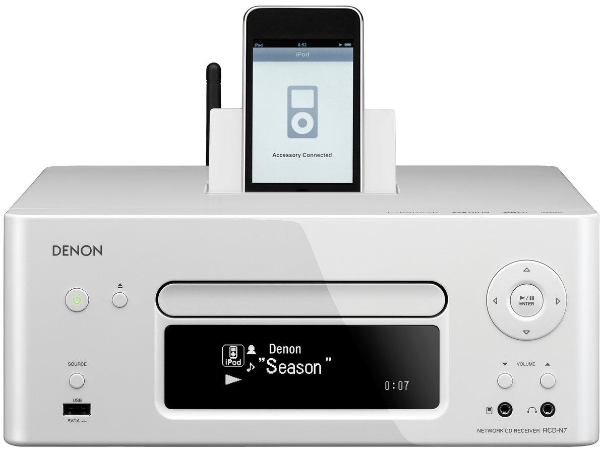 denon rcd n7 ampli tuner cd vendu audio vid o. Black Bedroom Furniture Sets. Home Design Ideas