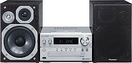 Panasonic SC-PMX5E Vue principale