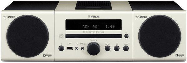 Yamaha MCR-140 Vue principale
