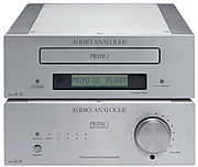 Audio Analogue Primo Settanta Rev 2.0 Silver + Primo CD Rev 2.0 Silver