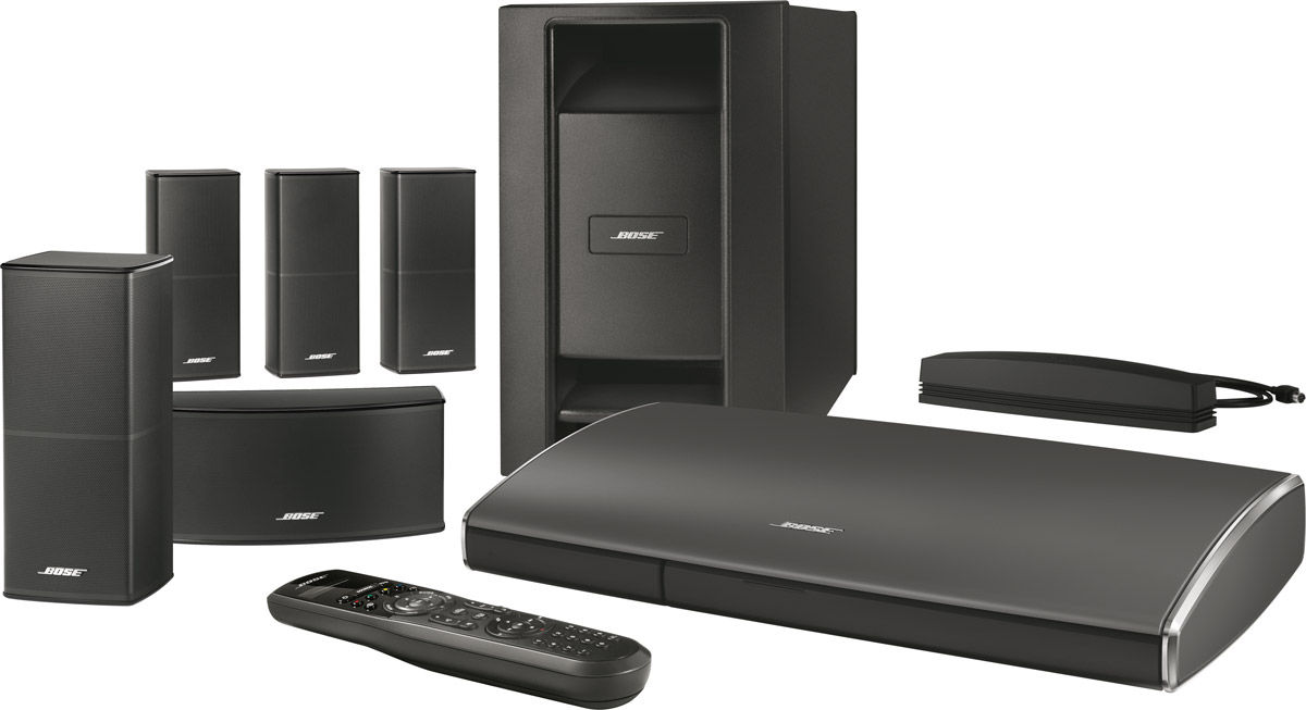 bose lifestyle soundtouch 525 cha nes son vid. Black Bedroom Furniture Sets. Home Design Ideas