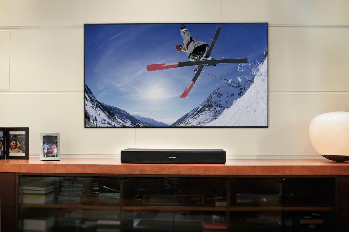 Base enceinte TV Bose Solo 15 série II