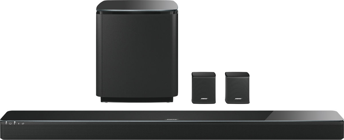 bose soundtouch 300 barres de son sur son vid. Black Bedroom Furniture Sets. Home Design Ideas