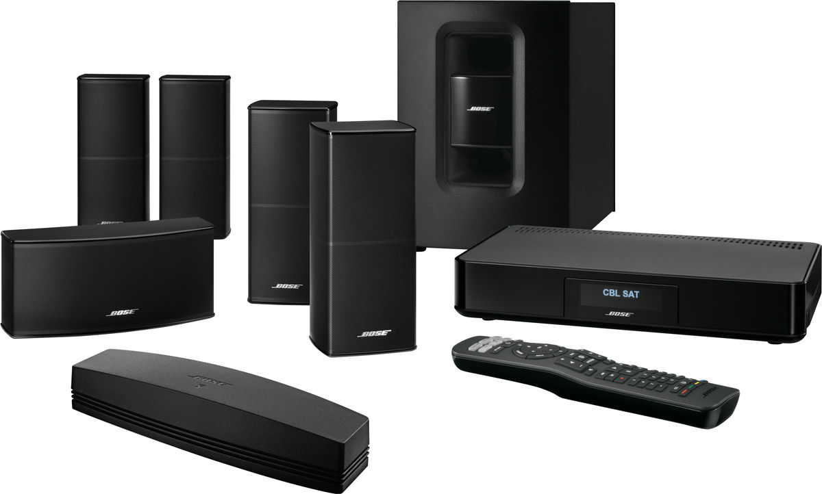 bose soundtouch 520 cha nes home cin ma son vid. Black Bedroom Furniture Sets. Home Design Ideas