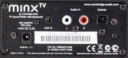 Cambridge Audio Minx TV Vue de détail 2